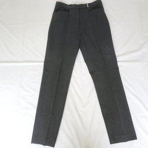 LAUREN RALPH LAUREN Gray Classic Pants Sz 6P